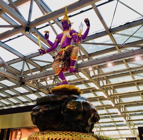 Airport Bangkok Thailand